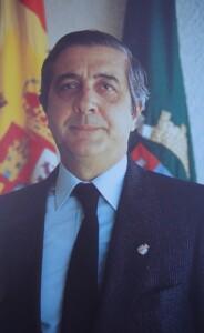Retrato de F. Revuelta