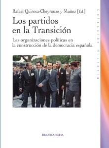 Portada libro Partidos en la Transición