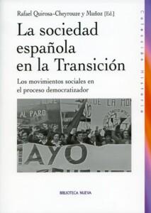 Portada libro Sociedad Transición