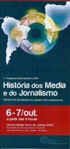 Cartel Jornadas Lisboa