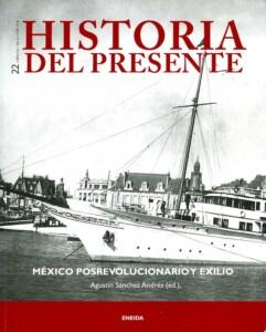 Portada de la Revista Historia del Presente-22
