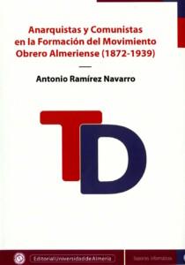 Portada libro tesis de Antonio Ramírez
