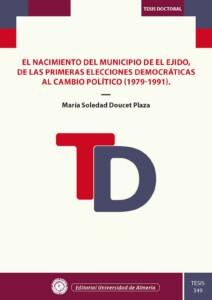 Portada libro tesis de Marisol Doucet