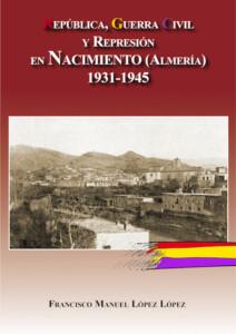 Portada libro Nacimiento de Paco López
