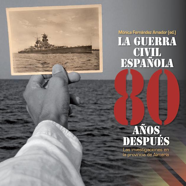 Portada libro Jornadas Guerra Civil en Almería