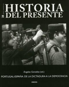 Portada de la Revista Historia del Presente-28