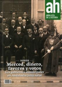 Portada de la Revista Andalucía en la Historia-59