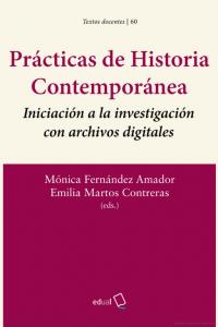 Libro Practicas-de-historia-contemporanea-iniciacion-a-la-investigacion-con-archivos-digitales