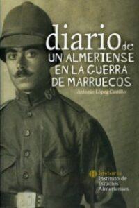 Portada libro Diario Guerra de Marruecos